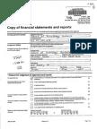 Scientology Australia Financial Report 2012