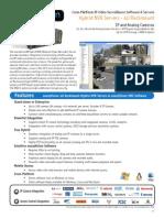 Exacq Hybrid 4U Rackmount NVR Server Datasheet