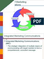Communication and Promotion Mix