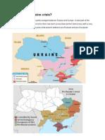 What is the Ukraine Crisis