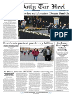 The Daily Tar Heel for Feb. 23, 2015