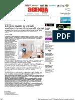 Kategora Finaliza Su Segunda Residencia de Estudiantes en Budapest