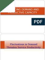 Demand Capacity