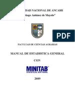 Manualcon Minitab-estadistica General