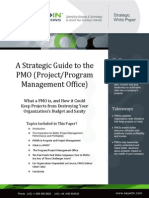 A Strategic Guide to the PMO