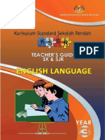 Teacher s Guide Year 3 SK SJK-libre