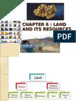 chapter6landsanditsresourcesform3-130723195845-phpapp02