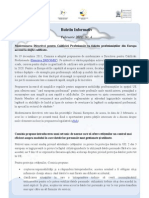 Buletin Informativ IMI PQ NET Nr.4