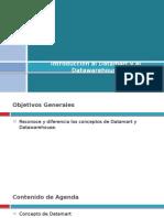 Introducción Al Datamart y El Datawarehouse