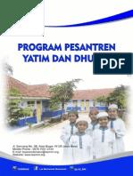 Proposal Pesantren Yatim Terpadu DML