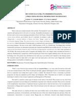 1. Humanities-Morphometry of Buggavanka Watershed in Kadapa-SIVA PRATHAP