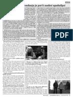 Intervju Utrip Kočevje Februar 2015
