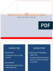 Health Care System and Distribution