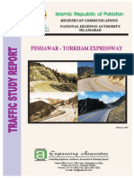 Traffic Report Revised PESHAWAR - TORKHAM EXPRESSWAY