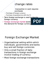 Forex Market General