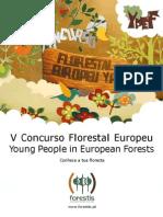 Concurso YPEF - Brochura promocional