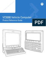VC5090 Vehicle Computer