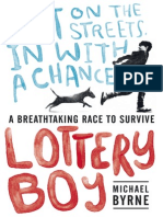 Lottery Boy by Michael Byrne - Sample Chapter