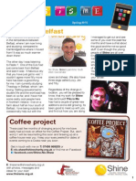 This is Me - Newsletter Spring 2015