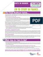 Foreign students in higher education in France
