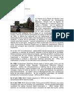 Historia Empresa Conduc Elect Roque