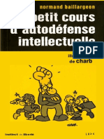 eBook Petit Cours d Autodefense Intellectuelle