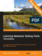 Learning Selenium Testing Tools - Third Edition - Sample Chapter
