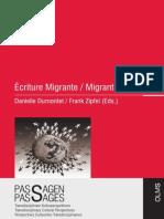 Ecriture migrante