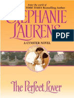 Stephanie Laurens - Familia Cynster 10 - A Amante Perfeita (Rev. PL-PRT)
