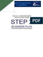 Application Guide Business Plan 2014 Tanzania