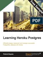 Learning Heroku Postgres- Sample-Chapter
