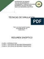 presentacion Tecnicas de Simulacion