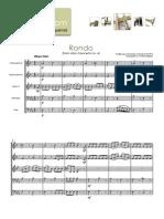 4 Rondo From Horn Concerto No 4