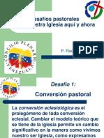 Desafíos Pastorales Para La Iglesia de Venezuela Desde El Concilio Plenario y Aparecida