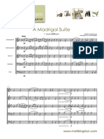 5 a Madrigal Suite