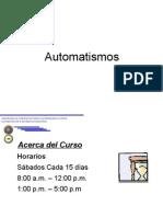 Introducción curso Automatismos