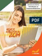 Modelo Apostila Introd Empreendedorismo 2014