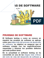 8 Pruebas Software