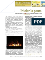 35-INICIAR LA PAUTA.mayo 2009
