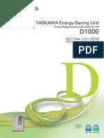 D1000 Catalogue NEW MAY14