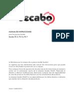 Secabo TC 2 TC 5 TC 7