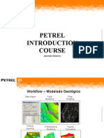 Petrel Introduction Course