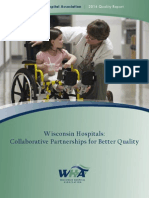 WHA 2014 Quality Report