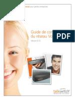 Guide de Configuration Du Réseau VoIP v6.12