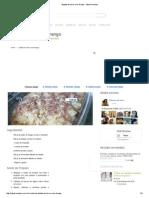 Batata de Forno Com Frango - Ideal Receitas
