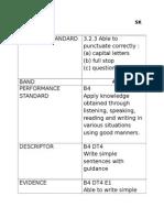 assessment paper band 4asseament
