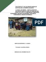 Perfil_instalacion de Modulos de Recursos Hidricos_ocobamba