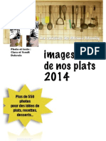 Images de nos plats 2014