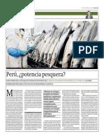 Perú, ¿potencia pesquera?