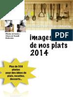 Les Images de Nos Plats 2014